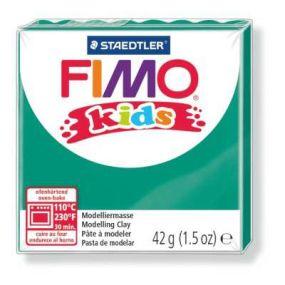 FIMO kids č. 5 zelená 42g