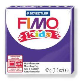 FIMO kids č. 6 fialová 42g