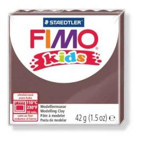 FIMO kids č. 7 hnědá 42g