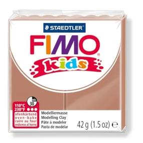FIMO kids č. 71 světle hnědá 42g