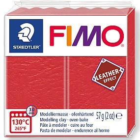 FIMO Leather vodní meloun 57g