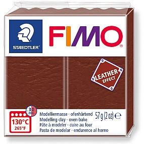 FIMO Leather oříšková 57g