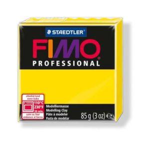 Fimo Professional č. 100 žlutá 85g
