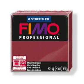 Fimo Professional č. 23 bordó 85g