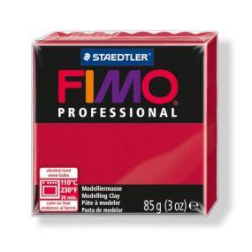 Fimo Professional č. 29 karmínová 85g