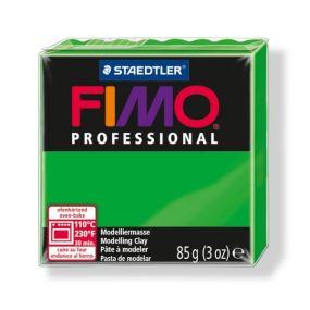 Fimo Professional č. 5 trávově zelená 85g