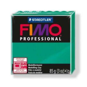 Fimo Professional č. 500 zelená 85g