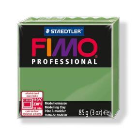 Fimo Professional č. 57 listová zelená 85g