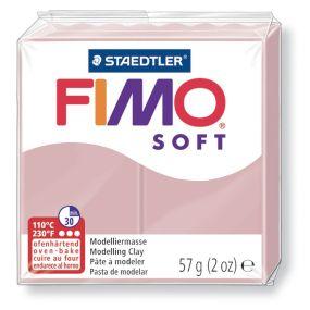 FIMO soft č. 21 růžová květina 57g