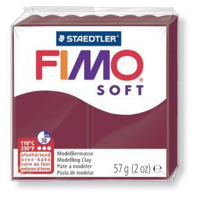 FIMO soft č. 23 merlot 57g