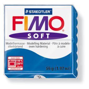 FIMO soft č. 37 modrá 57g