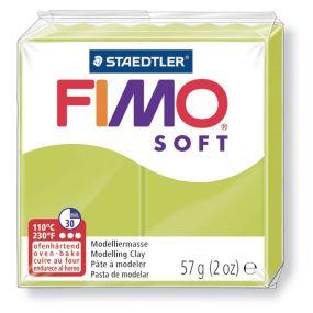 FIMO soft č. 52 zelená limetka 57g