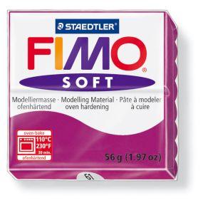 FIMO soft č. 61 purpurová 57g