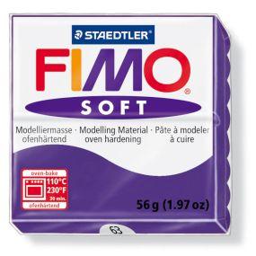FIMO soft č. 63 fialová 57g
