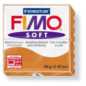 FIMO soft č. 76 koňak 57g