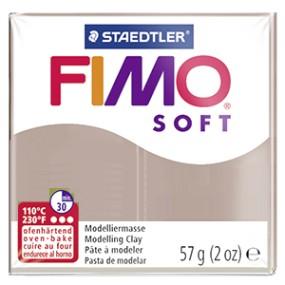 FIMO soft č. 87 šedobéžová 57g