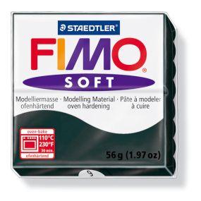 FIMO soft č. 9 černá 57g