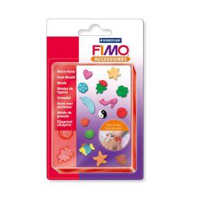 FIMO vytlačovací forma - Šperky