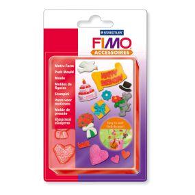 FIMO vytlačovací forma - Oslava