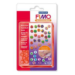 FIMO vytlačovací forma - ABC