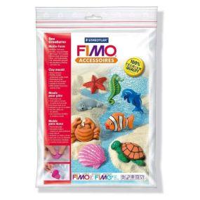 FIMO silikonová forma - Sea Creatures
