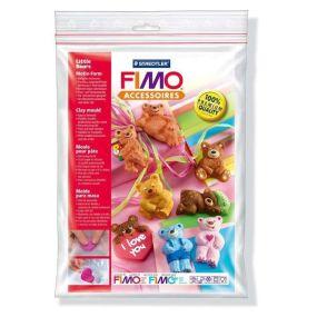 FIMO silikonová forma - Little Bears