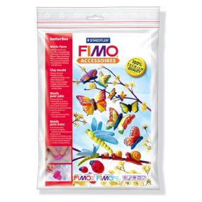 FIMO silikonová forma - Butterflies