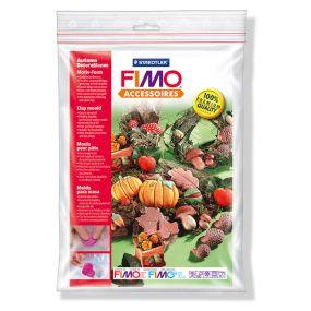 FIMO silikonová forma - Autumn Decorations