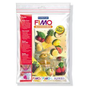 FIMO silikonová forma - Fruits
