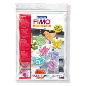 FIMO silikonová forma - Spring