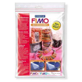 FIMO textura - Lace/Borders