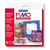 FIMO workshop Paisley pattern