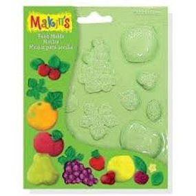 MAKINS vytlačovací formičky - Ovoce
