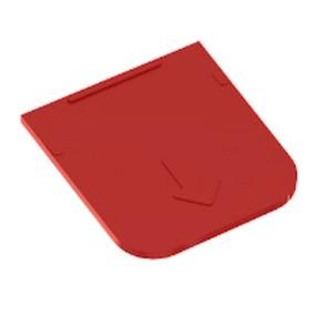 Přihrádka pro Ideal box malá červená