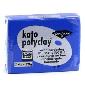 Kato Polyclay 28g modrá