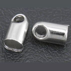 Koncovka kulatá 2.5mm průměr 10 ks (KKP25)