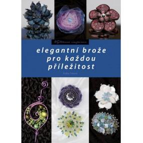 Kniha Elegantní brože pro každou příležitost