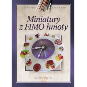Kniha Miniatury z Fimo hmoty