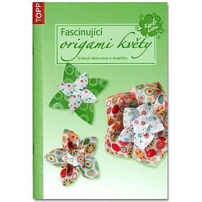 Kniha Fascinující origami květy