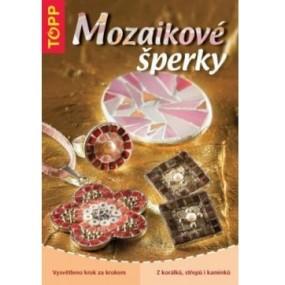 Kniha Mozaikové šperky