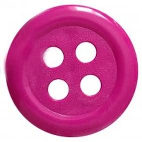 Obří knoflík růžový 60mm