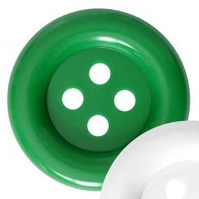 Obří knoflík zelený 70mm