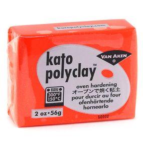 Kato Polyclay 56g - Oranžová