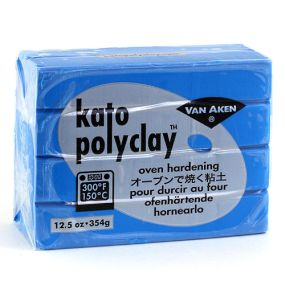 Kato Polyclay 354g - Tyrkysová