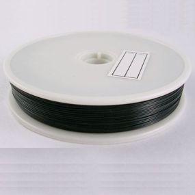 Lanko černé průměr 0,38 mm délka 50 m