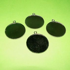Lůžko kruh 25mm 1ks