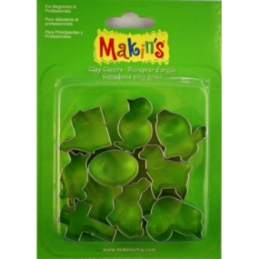 Sada vykrajovátek Makins - velikonoce