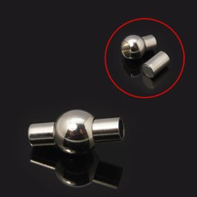 Magnetické zapínání vlepovací 2mm
