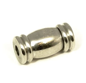 Magnetické zapínání vlepovací soudek 3mm