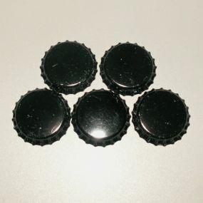 Lůžko - zátka - černá (5ks) *ZAT5.1*